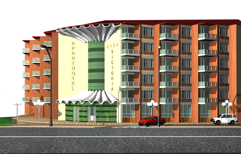 aparthotel-camino-de-santiago-jaca-exterior